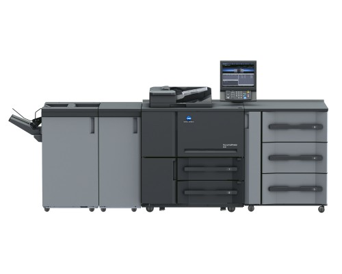 Цифровая печатная машина Konica Minolta AccurioPress 6136 A9JT021