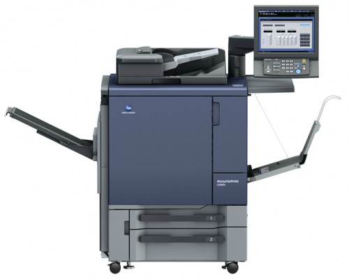 Konica Minolta AccurioPress C2060 A85E021