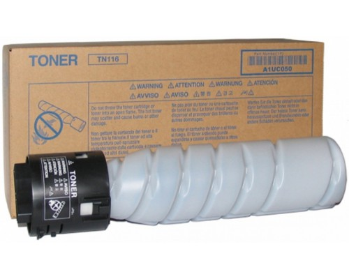 Тонер Konica Minolta Toner Cartridge TN-116 (black), 2шт. x 11000 стр.A1UC050