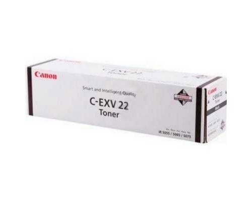 Тонер Canon C-EXV22 Black (черный) 1872B002