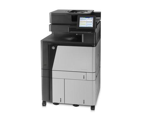 МФП НР Color LaserJet Enterprise flow M880z+