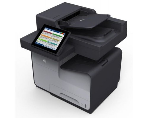 Цветное МФУ HP Officejet Enterprise Color X585f