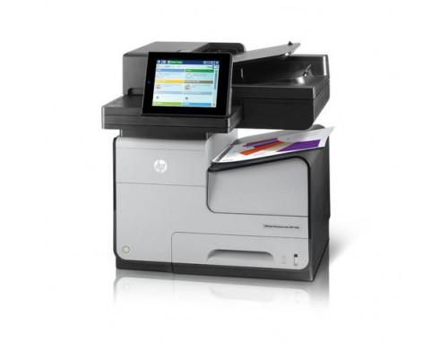 Цветной потоковый принтер МФУ HP Officejet Enterprise X585z