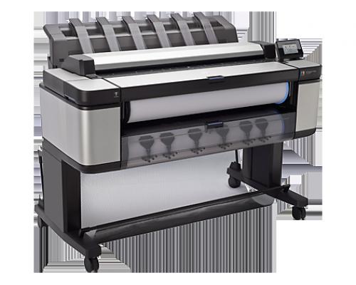 "МФУ HP Designjet T3500 Production eMultifunction 36"""