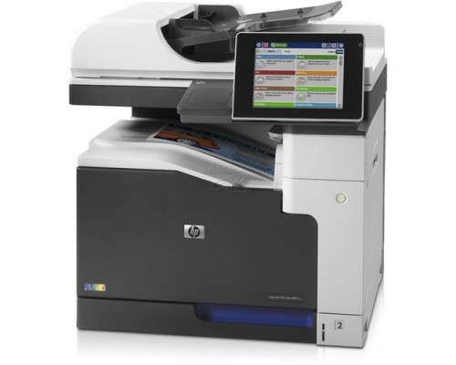 Цветное МФУ HP LaserJet Enterprise 700 M775dn
