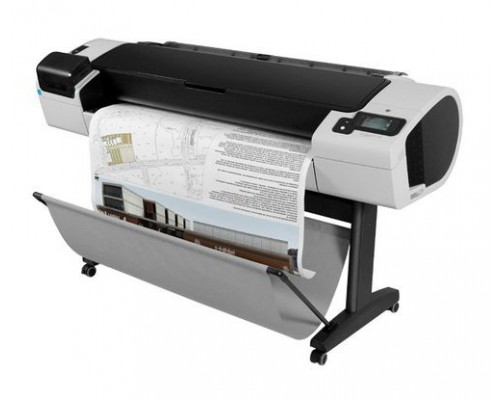 "Принтер HP Designjet T1300 PostScript ePrinter 44"""