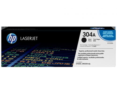 Оригинальный картридж HP 304A (CC530A) для МФУ