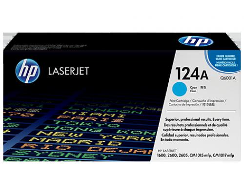 Лазерный картридж HP LaserJet 124A (Q6001A)