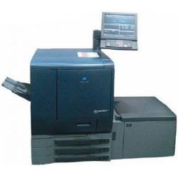 Печатная машина Konica Minolta bizhub PRESS C70hc – новая палитра красок.