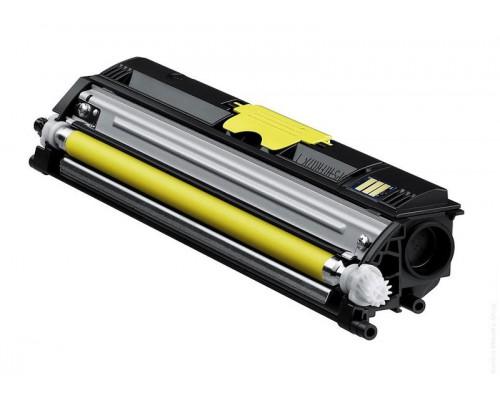 Тонер-картридж A0V305H желтый для Konica Minolta magicolor 1600W, 1650EN, 1680MF,1690MF
