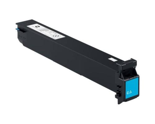 Тонер-картридж A0D7454, TN-214C синий для bizhub C200