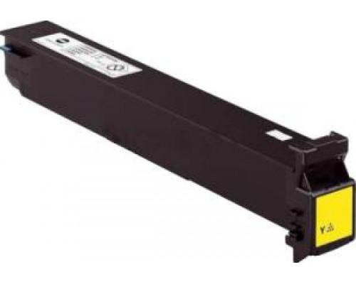 Тонер-картридж A0D7254, TN-214Y желтый для bizhub C200