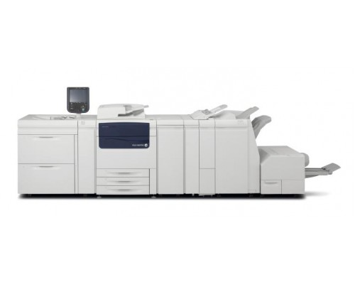 Xerox Colour C75 Press со встроенным контроллером EFI